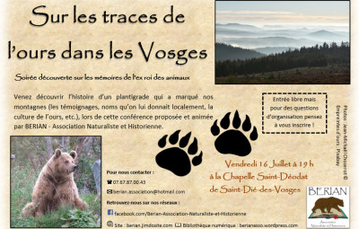 BERIAN_Conférence_Ours_Vosges