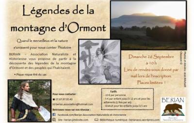 BERIAN_Légendes_Ormont