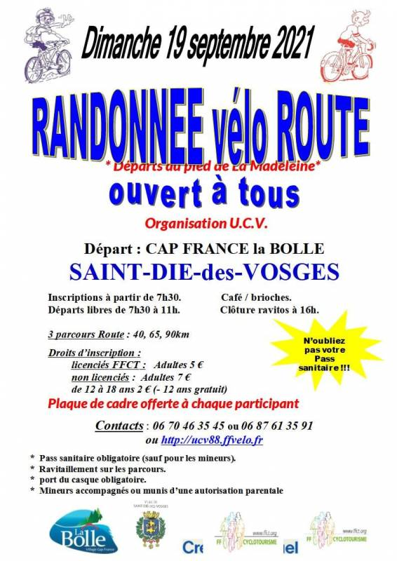 Radonnée_Vélo_UCV