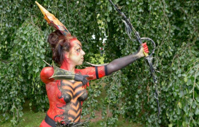 Bodypainting-epinal