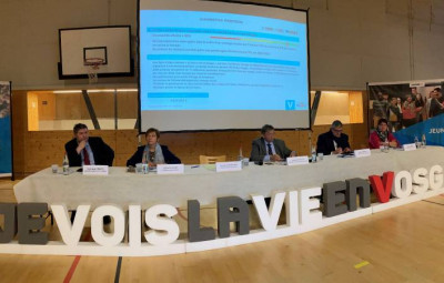 (Photographies Conseil Départemental des Vosges)
